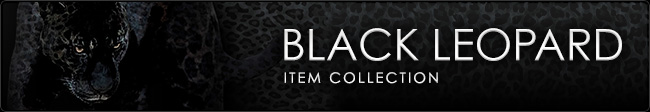 BLACK LEOPARD Item Collection
