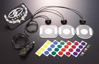 D.A.D COASTER LIGHT KIT