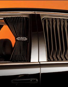 Garson D A D Luxury Curtain Type Gemmy Side Window Model