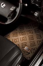 Garson D A D Lattice Monogram Design Mat For Lexus
