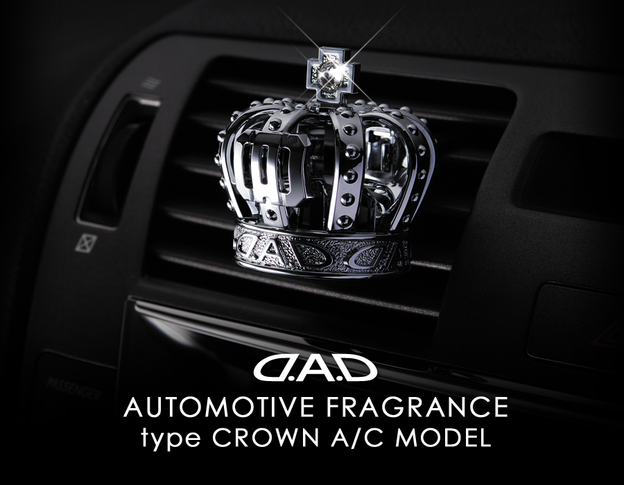 AUTOMOTIVE FRAGRANCE type CROWN A/C MODEL