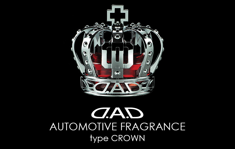 D.A.D AUTOMOTIVE FRAGRANCE type CROWN