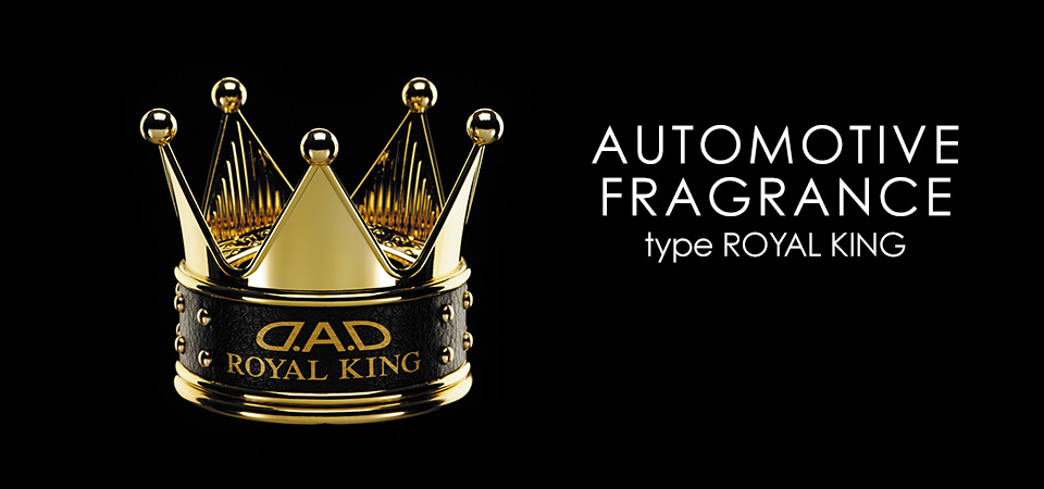 AUTOMOTIVE FRAGRANCE type ROYAL KING