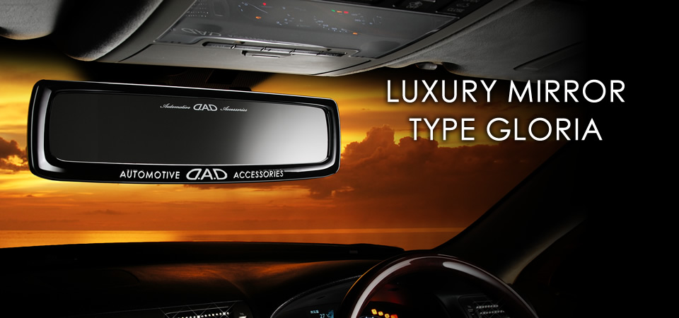 D.A.D LUXURY MIRROR type GLORIA
