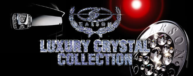 LIST OF CRYSTAL COLLECTIONS