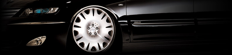LIST OF WHEELS