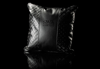 D.A.D CUSHION type MONOGRAM LEATHER